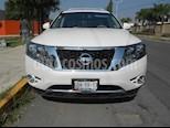 Foto venta Auto Seminuevo Nissan Pathfinder Exclusive 4x4 (2015) color Blanco precio $400,000