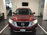 Foto venta Auto Seminuevo Nissan Pathfinder Exclusive (2014) color Rojo precio $349,900
