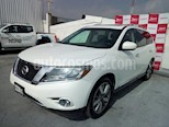 Foto venta Auto Seminuevo Nissan Pathfinder Exclusive (2014) color Blanco precio $305,000