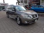 Foto venta Auto Seminuevo Nissan Pathfinder Exclusive (2014) color Cocoa Metalico precio $328,000
