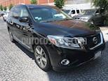 Foto venta Auto Seminuevo Nissan Pathfinder Exclusive (2015) color Negro precio $587,000