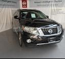 Foto venta Auto Seminuevo Nissan Pathfinder Exclusive (2014) color Negro precio $360,000
