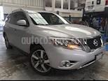 Foto venta Auto Seminuevo Nissan Pathfinder Exclusive (2015) color Plata precio $399,000
