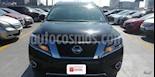 Foto venta Auto Seminuevo Nissan Pathfinder Exclusive (2015) color Negro precio $379,000