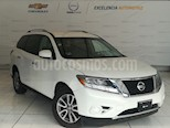 Foto venta Auto Seminuevo Nissan Pathfinder Sense (2014) color Blanco Perla precio $245,000