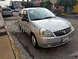 Foto venta Auto usado Nissan Platina Custom AC (2006) color Plata precio $44,000