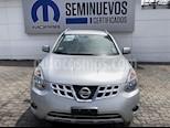 Foto venta Auto Seminuevo Nissan Rogue Advance (2012) color Plata precio $170,000