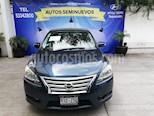 Foto venta Auto Seminuevo Nissan Sentra Advance (2015) color Azul precio $175,000