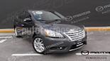 Foto venta Auto Seminuevo Nissan Sentra Advance (2015) color Hierro Encendido precio $169,000
