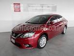 Foto venta Auto Seminuevo Nissan Sentra Advance (2017) color Rojo precio $235,000