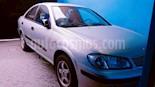 Nissan Sentra Ex Saloon 1.6  usado (2001) color Plata precio u$s5,500