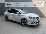 Foto venta Auto Seminuevo Nissan Sentra Exclusive NAVI Aut (2017) color Blanco precio $269,000