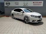 Foto venta Auto Seminuevo Nissan Sentra Exclusive NAVI Aut (2018) color Blanco precio $299,000