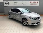 Foto venta Auto Seminuevo Nissan Sentra Exclusive NAVI Aut (2018) color Plata precio $299,000