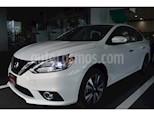 Foto venta Auto Seminuevo Nissan Sentra Exclusive NAVI Aut (2018) color Blanco precio $340,000