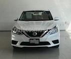 Foto venta Auto usado Nissan Sentra Sense Aut (2017) color Blanco precio $217,000