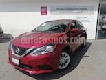 Foto venta Auto Usado Nissan Sentra Sense (2017) color Rojo precio $238,000