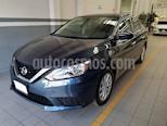 Foto venta Auto Seminuevo Nissan Sentra Sense (2017) color Azul Oriental precio $205,000