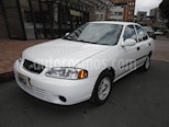 Foto venta Carro Usado Nissan Sentra Sincronico- (2002) color Blanco Alaska precio $11.900.000