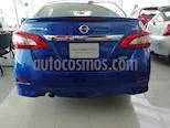 Foto venta Auto Seminuevo Nissan Sentra SR NAVI Aut (2016) color Azul Electrico precio $215,000