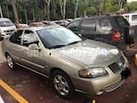 Foto venta Auto Seminuevo Nissan Sentra XE 1.8L Aut Ac (2006) color Marron precio $56,000