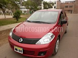 Nissan Tiida Sedan 1.6L Confort usado (2016) color Rojo precio u$s11,000