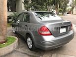 Foto venta Auto Usado Nissan Tiida Sedan 1.6L Confort (2014) color Gris precio u$s9,500