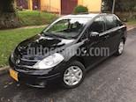 Foto venta Carro Usado Nissan Tiida Sedan 1.8L Aut (2010) color Negro precio $22.300.000