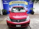 Foto venta Auto Seminuevo Nissan Tiida Sedan Advance (2016) color Rojo precio $137,500