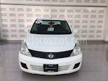 Foto venta Auto Seminuevo Nissan Tiida Sedan Sense Aut (2016) color Blanco precio $145,000