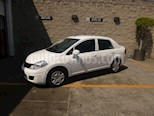 Foto venta Auto Seminuevo Nissan Tiida Sedan Sense (2015) color Blanco precio $135,000