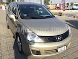 Foto venta Auto Seminuevo Nissan Tiida Sedan TIIDA SEDAN ADVANCE TM AA (2016) color Arena precio $148,000