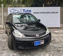 Foto venta Auto Usado Nissan Tiida Visia (2010) color Negro precio $180.000