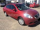 Foto venta Auto usado Nissan Versa 1.6L Sense (2013) color Rojo precio $5.700.000