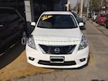 Foto venta Auto usado Nissan Versa Advance Aut (2014) color Blanco precio $345.000