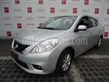 Foto venta Auto Seminuevo Nissan Versa Advance Aut  (2014) color Plata precio $155,000