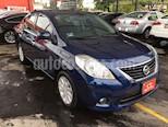 Foto venta Auto Seminuevo Nissan Versa Advance Aut (2012) color Azul Marino precio $132,000