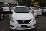 Foto venta Auto Seminuevo Nissan Versa Advance Aut (2017) color Blanco precio $195,001