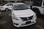 Foto venta Auto Seminuevo Nissan Versa Advance Aut (2017) color Blanco precio $177,000