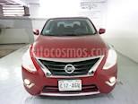 Foto venta Auto Seminuevo Nissan Versa Advance Aut (2016) color Rojo precio $151,000