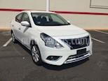 Foto venta Auto Seminuevo Nissan Versa Advance Aut (2017) color Blanco precio $179,000