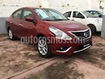 Foto venta Auto Seminuevo Nissan Versa Advance Aut (2016) color Rojo precio $173,000