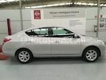 Foto venta Auto Seminuevo Nissan Versa Advance Aut  (2013) color Plata precio $149,000