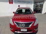 Foto venta Auto Usado Nissan Versa Advance (2017) color Rojo precio $190,000