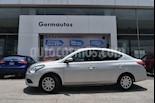 Foto venta Auto Usado Nissan Versa Advance (2017) color Plata Abedul precio $196,000