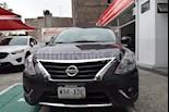 Foto venta Auto Seminuevo Nissan Versa Advance (2015) color Gris Oscuro precio $150,001