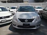 Foto venta Auto Seminuevo Nissan Versa Advance  (2014) color Plata precio $140,000