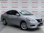 Foto venta Auto Seminuevo Nissan Versa Advance (2017) color Plata precio $188,000