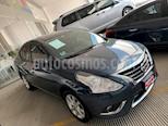 Foto venta Auto Seminuevo Nissan Versa Advance (2015) color Azul precio $155,000