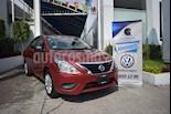 Foto venta Auto Seminuevo Nissan Versa Drive (2017) color Rojo Aden precio $168,000
